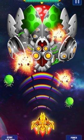 银河之战深空射手无限钻石版软件截图3