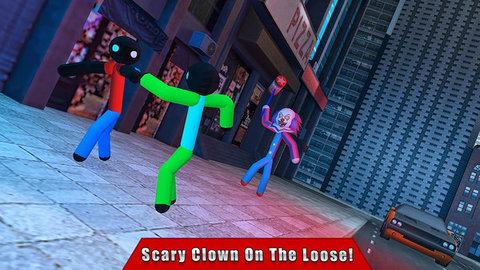 切尔诺贝利邻居小丑帮游戏
