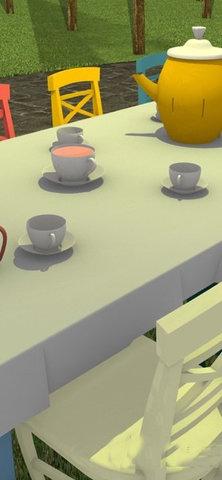 茶会逃脱游戏