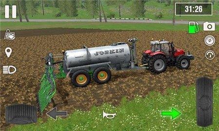 真实农场模拟器3D游戏软件截图3