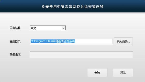 中维高清监控系统下载