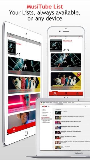 MusiTube for YouTube软件截图1