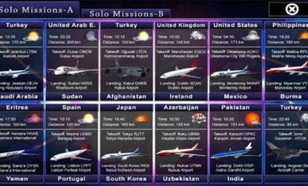 飞行模拟787中文版软件截图1