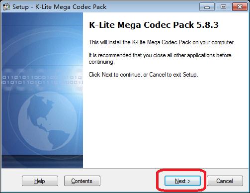 全能影音格式解码器(K-Lite Mega Codec Pack)下载
