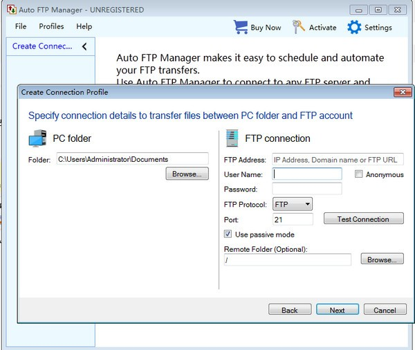 FTP工具(Auto FTP Manager)下载