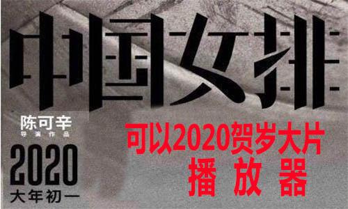 2020贺岁影片播放器