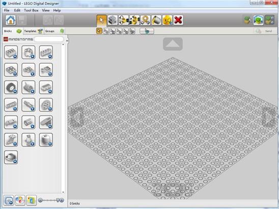 Lego Digital Designer下载