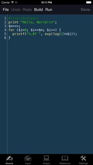 Perl Programming Language软件截图0