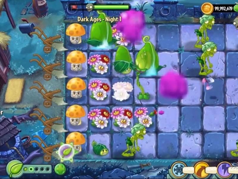 植物大战僵尸2 电脑移植版下载