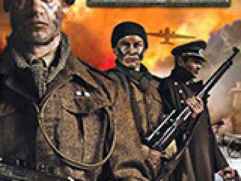 盟军敢死队:打击力量 中文版