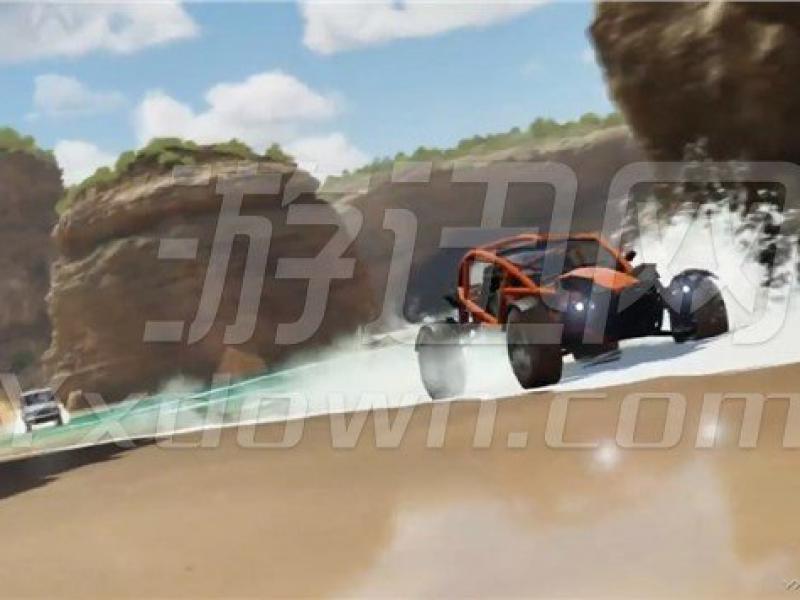 极限竞速:地平线3 试玩版下载