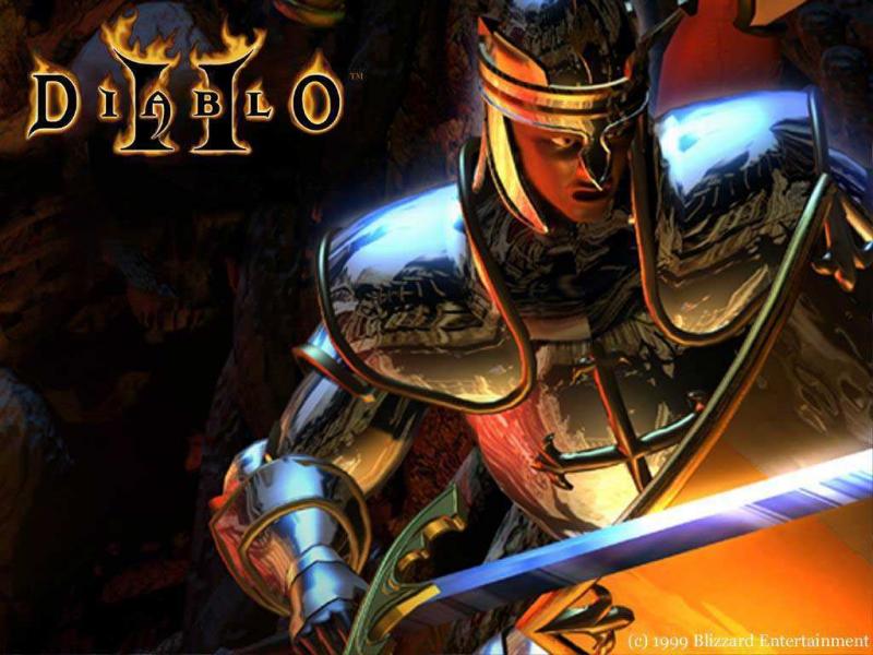 暗黑破坏神2:毁灭之王v1.13 中文版下载