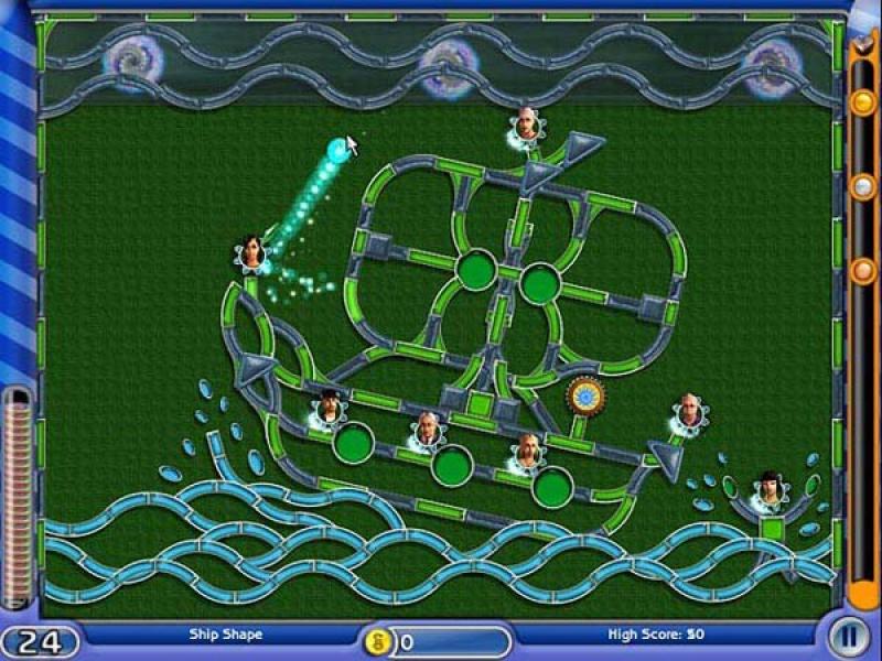 模拟人生嘉年华:轰炸弹力球 英文版下载