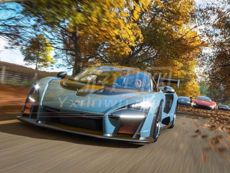 极限竞速:地平线4 PC版下载