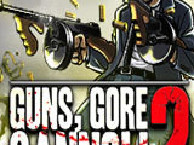 枪,血,意大利黑手党2 PC版