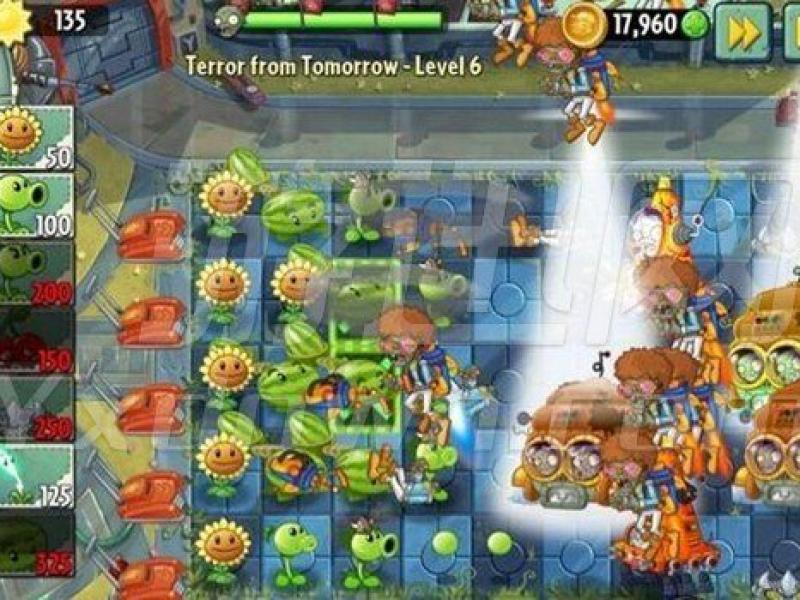 植物大战僵尸2:火山世界 PC版下载