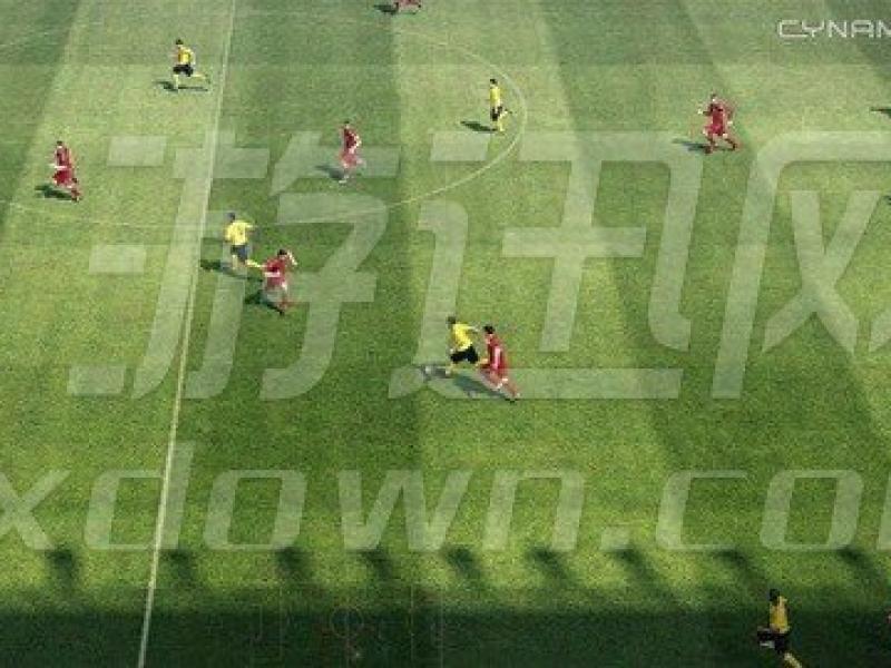 实况足球2010之WEYX5.0足球盛典 增强版下载