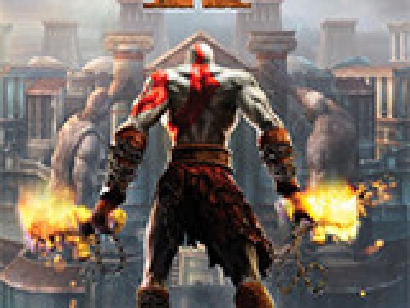 战神2:圣剑神罚 pc中