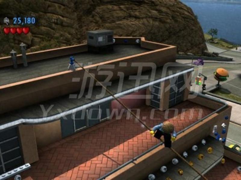 乐高都市:卧底风云 PC版下载