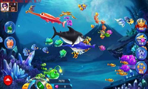 有财神捕鱼游戏的棋牌下载软件合辑