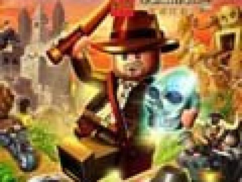 乐高印第安纳琼斯2:冒险再续 PC版