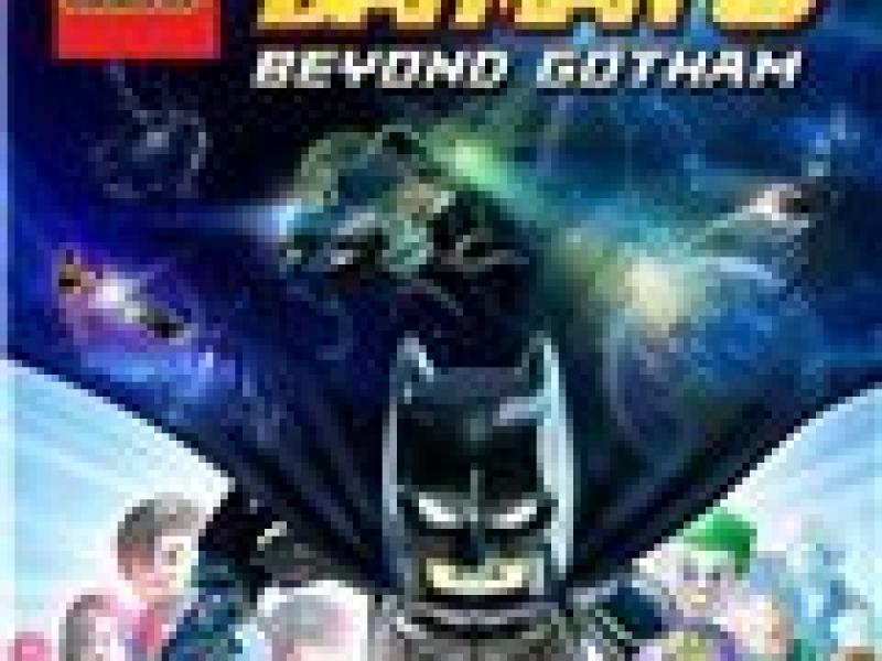 乐高蝙蝠侠3:飞跃哥谭市 中文版