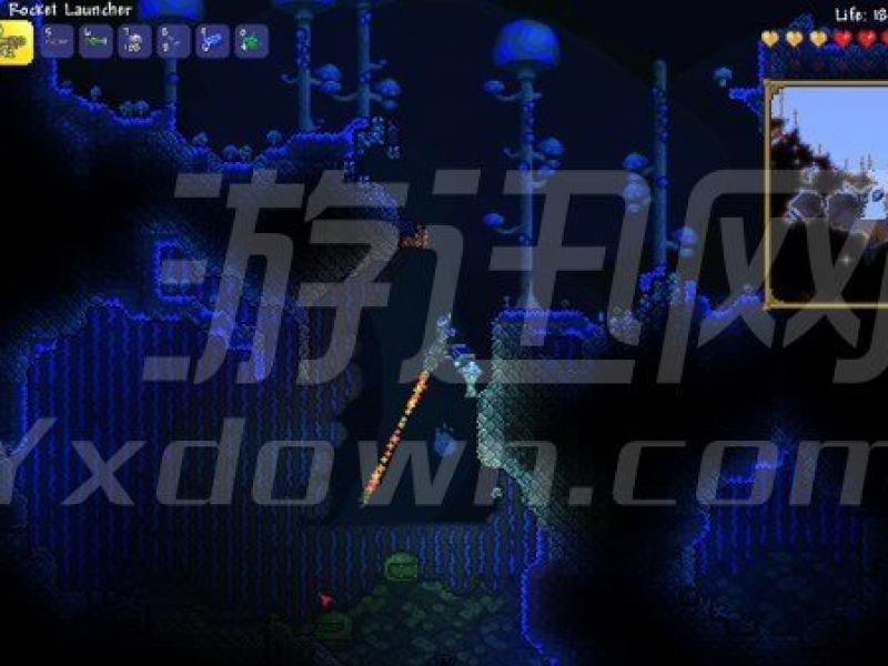 泰拉瑞亚1.3.1.1 中文版下载