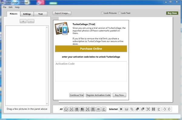 电脑照片拼图软件(TurboCollage)下载
