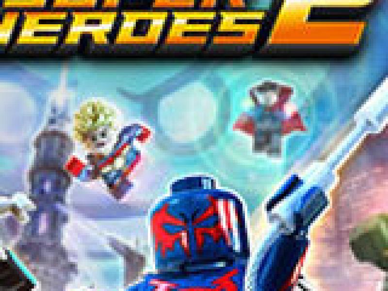乐高漫威超级英雄2 破解版