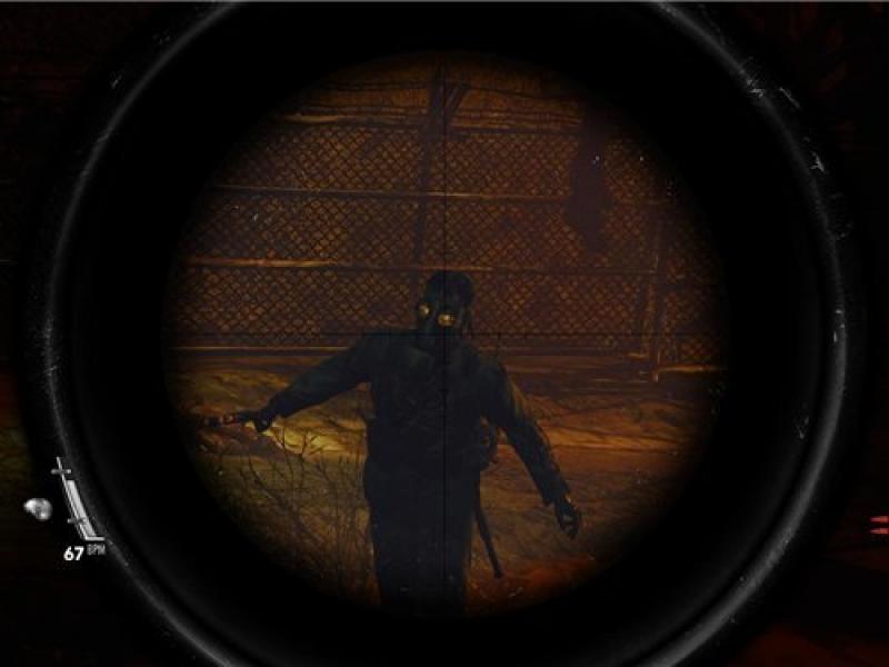 狙击精英:纳粹僵尸部队2 中文版下载