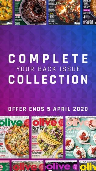 olive Magazine(美食杂志)软件截图0