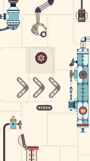 Steampunk Puzzle 物理游戏软件截图2