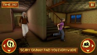 邻居的令人毛骨悚然的奶奶屋软件截图1