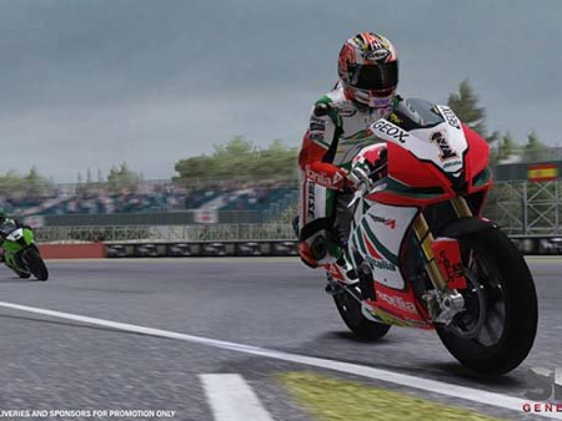 世界超级摩托车锦标赛:世代 英文版下载