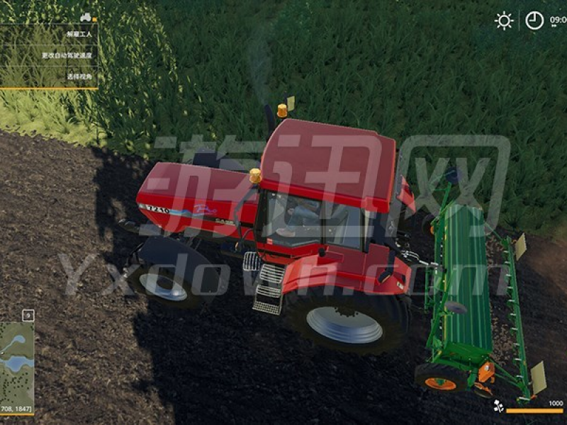 Farming Simulator 19 破解版下载