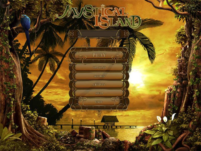 神秘岛 硬盘版下载
