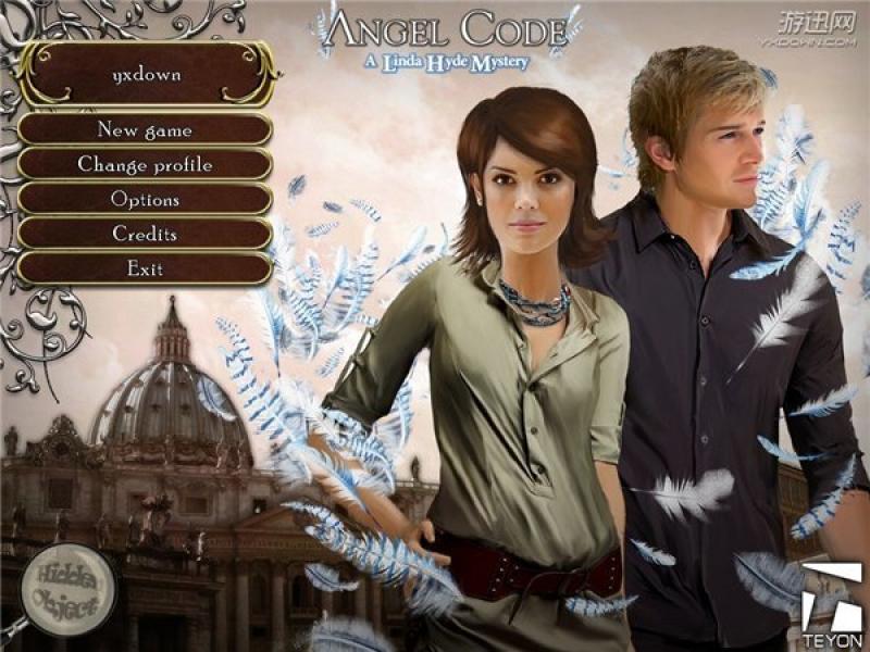 天使代码:琳达海德的奥秘 英文版下载