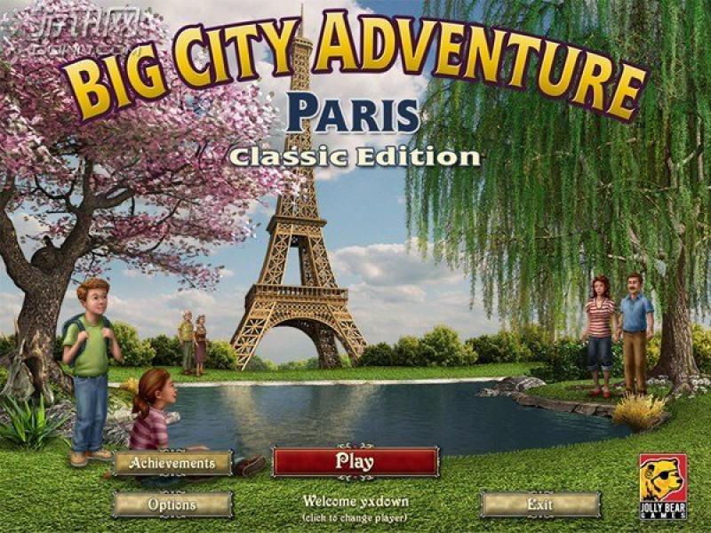 都市之旅6:巴黎经典 英文版下载