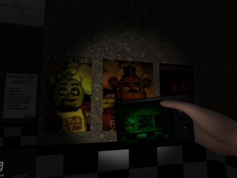 玩具熊噩梦 试玩版下载
