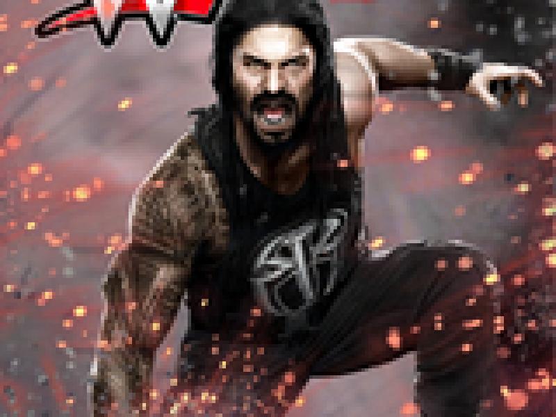 WWE 2K18 破解版