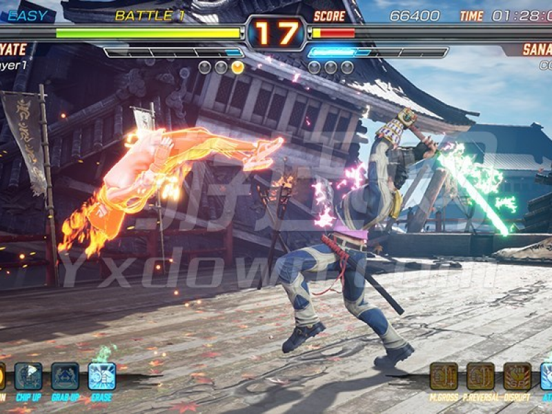 Fighting EX Layer 中文版下载