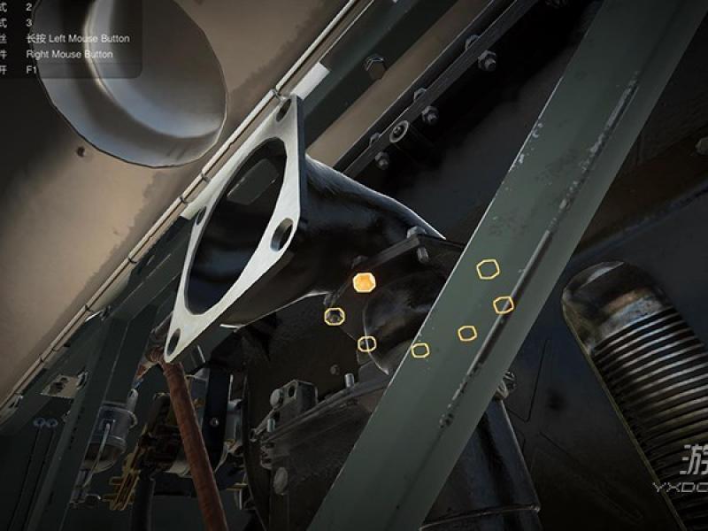 飞机机械师模拟器 中文版下载