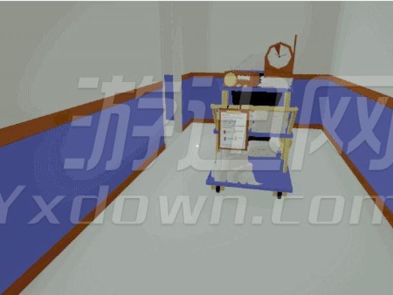 酒店清洁模拟器 英文版下载