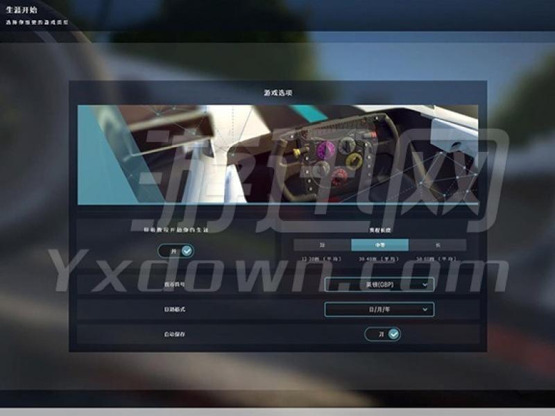 赛车经理 中文版下载