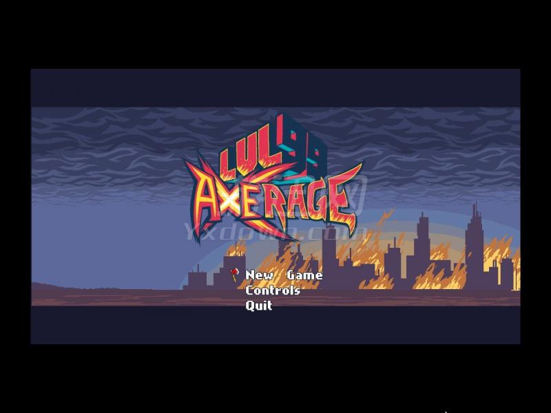 LVL99 AxeRage 试玩版下载