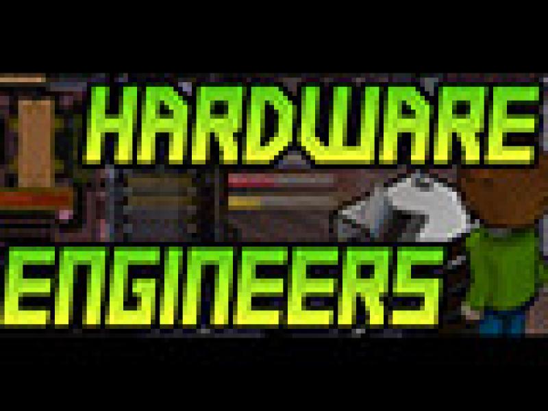 硬件工程师 英文版
