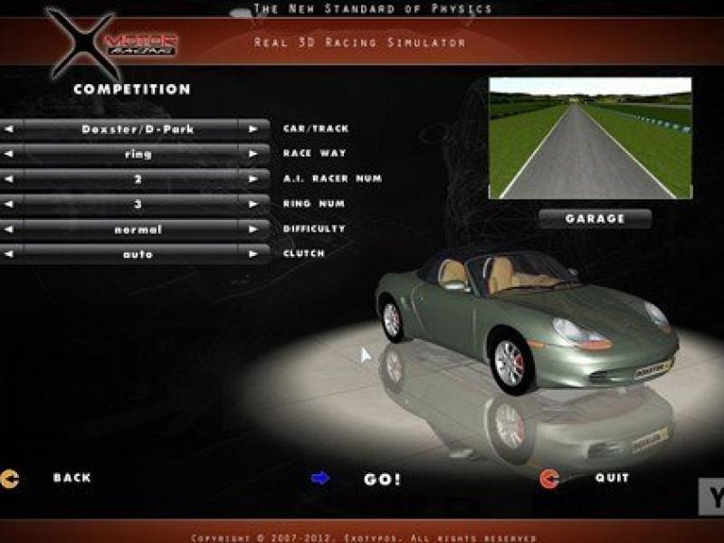 X赛车 试玩版下载