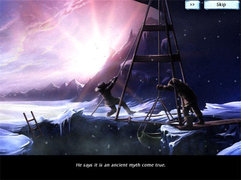 神秘故事:疯狂山脉 硬盘版下载
