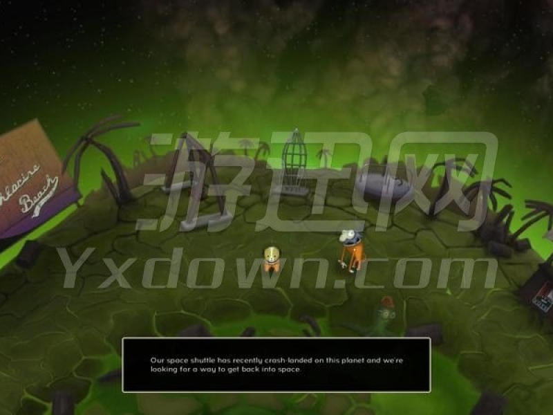 宇宙传说 试玩版下载