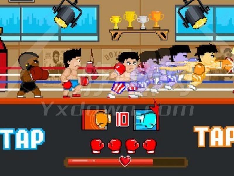 拳击战士:超级拳击 中文版下载
